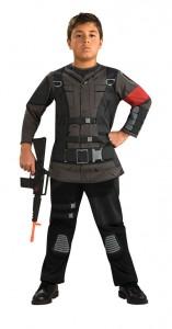 Terminator Costume Kids