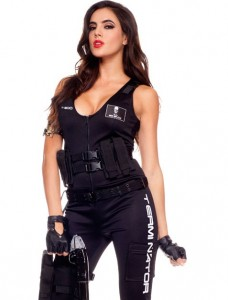 Terminator Costume Women