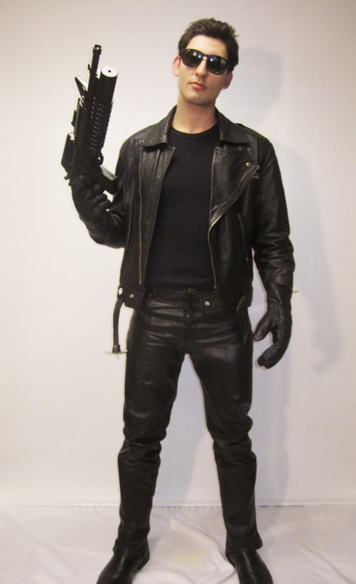 Terminator Costumes 1