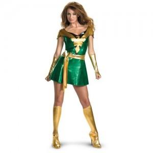 The Phoenix Costume