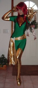 The Phoenix Costume X-Men