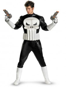 The Punisher Costume