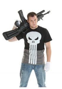 The Punisher Halloween Costume