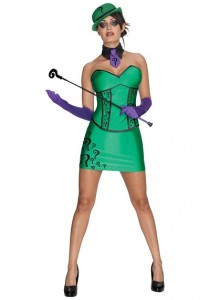The Riddler Costume Female