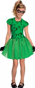 The Riddler Costume for Girls