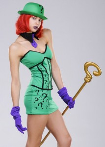 The Riddler Costumes for Women