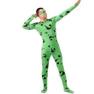 The Riddler Halloween Costumes