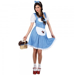 The Wizard of Oz Dorothy Costume