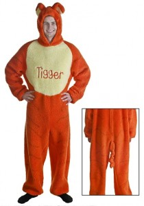 Tigger Costumes for Adults