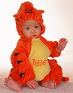Tigger Costumes for Babies