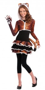 Tigger Costumes for Girls