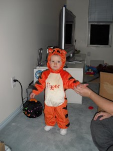 Tigger Infant Costume