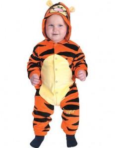 Tigger Toddler Costume