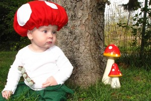 Toad Costume Baby