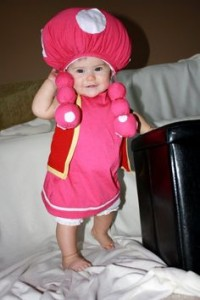 Toad Costume Infant