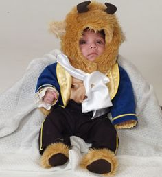 Toddler Beast Costume