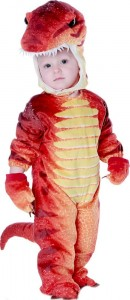 Toddler Boy Dinosaur Costume