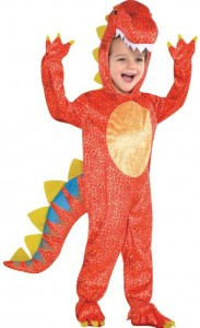Toddler Dinosaur Halloween Costume