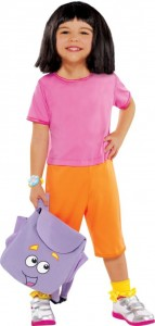 Toddler Dora Costume