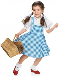 Toddler Dorothy Wizard of Oz Costume