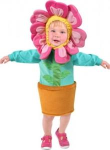 Toddler Flower Costume