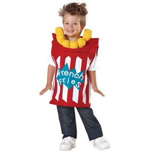 Toddler Food Costumes