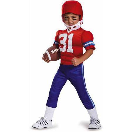 Toddler Football Player Costume  sc 1 st  Parties Costume & Football Player Costumes (for Men Women Kids)   Parties Costume