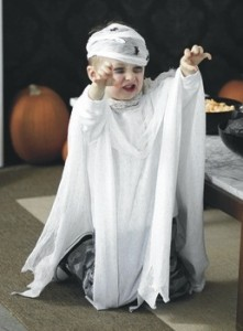 Toddler Ghost Costumes