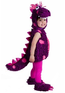 Toddler Girl Dinosaur Costume
