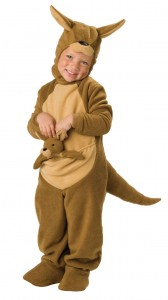 Toddler Kangaroo Costume