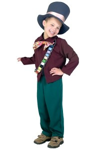 Toddler Mad Hatter Costume