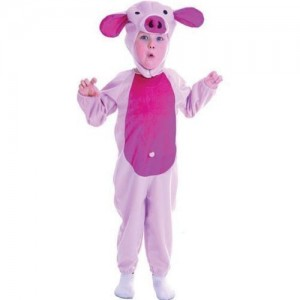 Toddler Piglet Costume