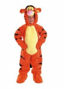 Toddler Tigger Costume