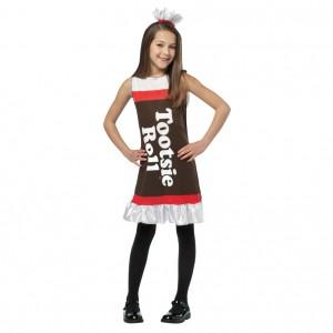 Tootsie Roll Costume Child