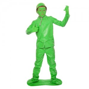 Toy Soldier Costume Ideas