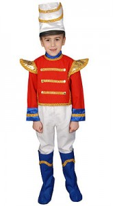 Toy Soldier Costume Kids