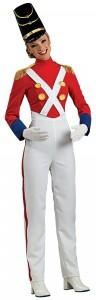 Toy Soldier Costume for Adults