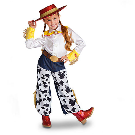 Jessie Costumes Parties Costume  sc 1 st  Meningrey : toy story costumes kids  - Germanpascual.Com