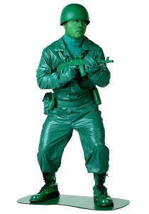 Toy Story Soldier Costume