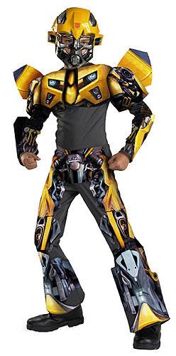 Transformers Bumblebee Costume  sc 1 st  Parties Costume & Bumblebee Transformer Costumes (for Men Women Kids) | Parties Costume