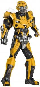 Transforming Bumblebee Costume