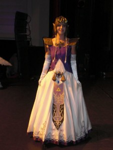 Twilight Princess Zelda Costume