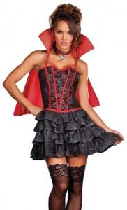 Vampire Corset Costume