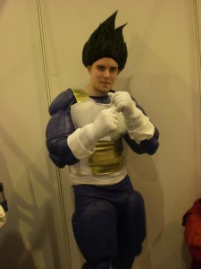 Vegeta Cosplay Costume