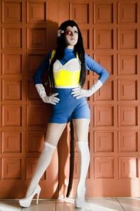 Vegeta Costume Girl