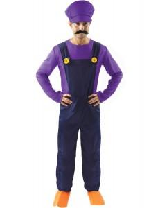 Waluigi Costumes for men