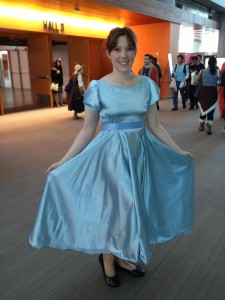 Wendy Darling Costume