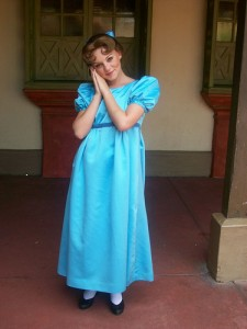 Wendy Darling Halloween Costume