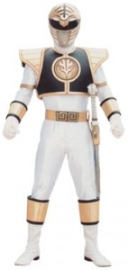 White Ranger Costume for Kids