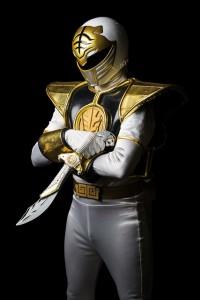 White Ranger Costumes